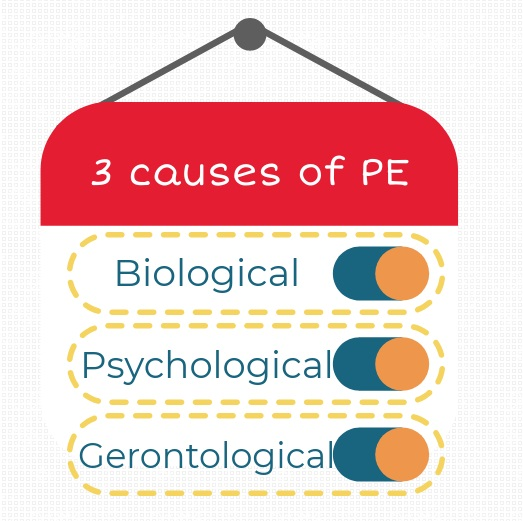 causes of premature ejaculation