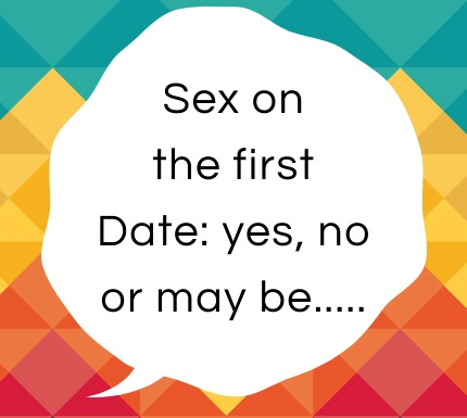 sex on first date